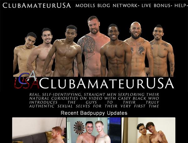 Club Amateur USA Descuento