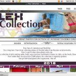Flex Collection サイン アップ