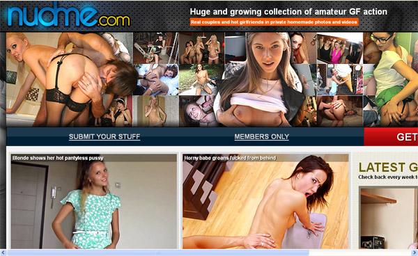 Free Account Of Nudme.com