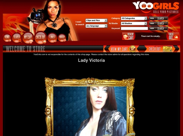 Lady Victoria Paypal Offer