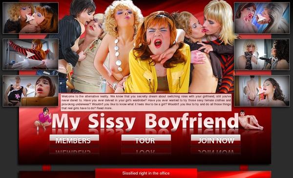 Mysissyboyfriend.com New Account