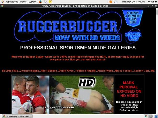 New Rugger Bugger Accounts