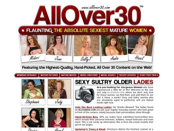 All Over 30 Original Teen