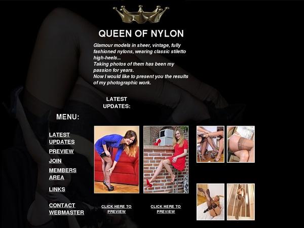 Premium Accounts Queenofnylon