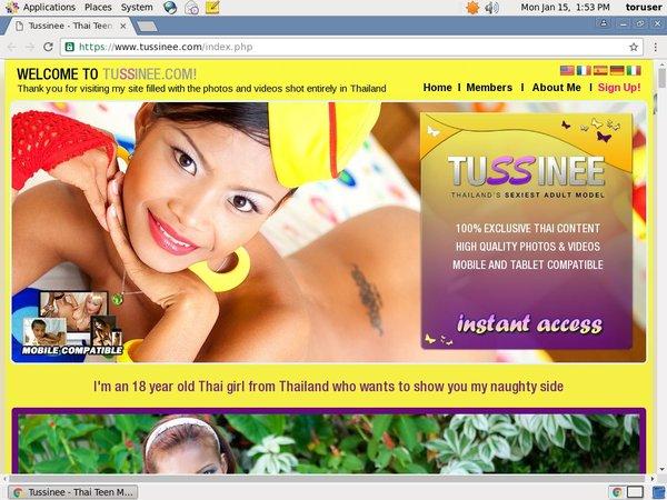 Tussinee.com Vids