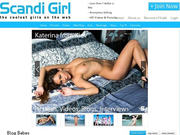 Free Scandi-girl.com Videos